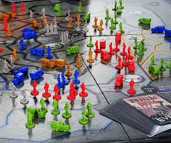 Risk The Walking Dead Edition Game