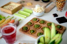 Nutritionist Know How Healthy Snacks For The Cupcakes And Cashmere Office