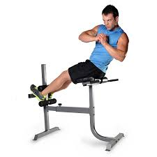 cap strength roman chair core abdominal trainers amazon canada