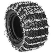 Shop Husqvarna Lawn Tractor Tire Chains At Lowes.com