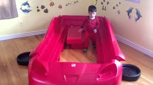 Corvette Toddler Bed by All Ready To Assemble The Corvette Bed Youtube