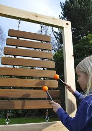 100 Home Made Xylophone A Guide To Outdoor Musical Instruments Foundations