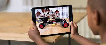 Does your iPhone or iPad support augmented reality apps made with