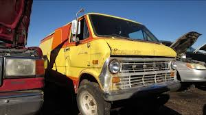 Junkyard Treasure: 1974 Ford Econoline Custom Van | Autoweek First Generation Ford Econoline Pickup Used 2011 Cargo Van For Sale In Monroe Nc 28110 Auto Junkyard Tasure 1974 Custom Autoweek The Fit And Finish On This 1961 Pickup Is Top Notch Rare 1965 Mercury Pick Up Built By Of Canada 8 Facts About The Spring Special Truck Fordtrucks 1962 Youtube 1963 Ford Econoline Truck E100 62 63 64 65 66 67 Deadclutch Up E100 Hot Rod Classic Antique For