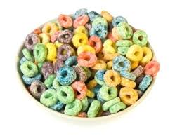 Bowl Of Fruit Loops More Photo How Many Carbs In A
