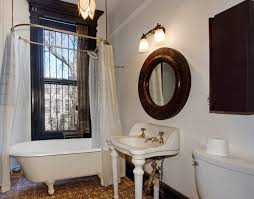 Pedestal Sinks For Small Bathrooms by Bathroom Luxury Bathroom Design Ideas With Victorian Bathrooms