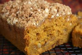 Libby Pumpkin Bread Recipe With Kit by Pumpkin Bread With Crumb Topping