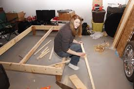 how to build a queen platform bed home decorating interior