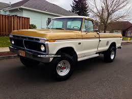 Custom 1977 Ford F100