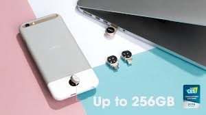 The First Magnetic Dime Sized iPhone Storage Expansion by idime