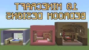 Minecraft Bedroom Designs Room Decor In Real Life