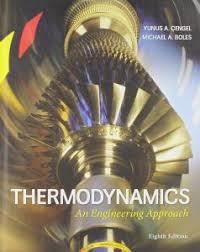 Package Thermodynamics An Engineering Approach With 2 Semester Connect Access Card