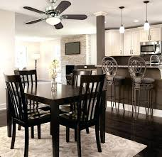 Ceiling Fans For Dining Rooms Room Fan With Lamp Ideas Granite Floor