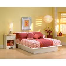 south shore full platform bed rc willey furniture store