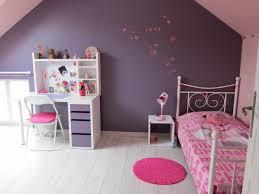 deco chambre mauve idée décoration chambre enfant mauve