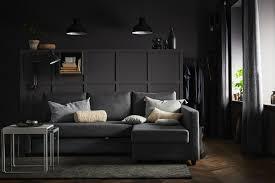bequemes sofa mit zweifachfunktion und aufbewahrung ikea