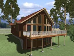 The Mountain View House Plans by Home Building Design Mountain View Homes Inc