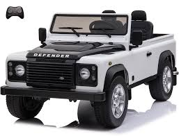 100 Defender Truck Fast Power Wheel Kids Car