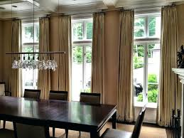 Curtains For Dining Room With Gray Walls Suitable Add Grey