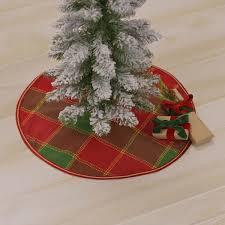 Christmas Reindeer Cute Reindeer Reindeer With Gifts Reindeer In Christmas Tree Duvet Cover By Sunnyshop