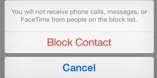 iOS 7 Tips How To Block Calls And Clarify Contacts