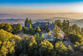 100 Oak Chalet Southern California Mountain Listed For 215 Million