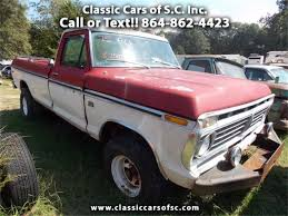100 1975 Ford Truck For Sale Ranger For ClassicCarscom CC909463