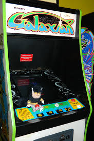 Galaga Arcade Cabinet Kit by December 2012 Retro Game Guy