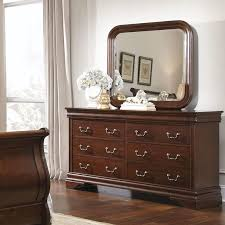 Wayfair Dresser With Mirror by Liberty Furniture Carriage Court 8 Drawer Double Dresser With
