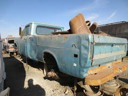 Junkyard Find: 1971 International Harvester 1200D Pickup - The Truth ...