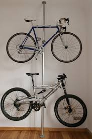 Ceiling Bike Rack Diy by Stolmen Bike Rack Ikea Hackers Ikea Hackers