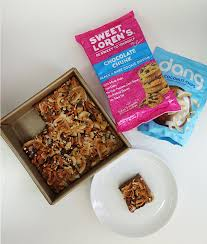 Everything But The Kitchen Sink Cookie Bars Sweet Loren s