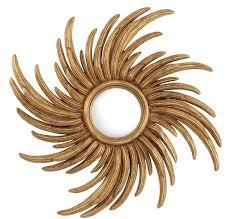casa padrino luxus wohnzimmer konvexspiegel antik gold ø 100 cm luxus wandspiegel barockgroßhandel de