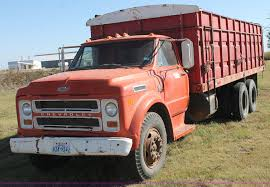 1968 Chevrolet 60 Grain Truck | Item J1417 | SOLD! November ...