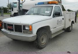 100 1988 Chevy Truck For Sale Chevrolet 3500 Cheyenne Utility Pickup Truck Item D41