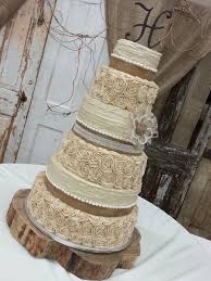 White Gold Wedding Cakes