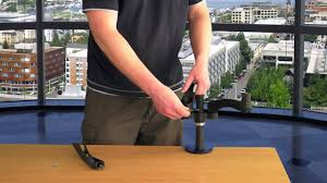 Ergotron Lx Desk Mount Notebook Arm by Gsa12d Gas Spring Desk Mount Dual Lcd Monitor Arm Stand W Vesa