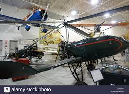 Hiller Aviation Museum Stock Photos & Hiller Aviation Museum Stock ...