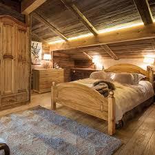 lotus landhaus schlafzimmer komplett rustikal massivholz kiefer