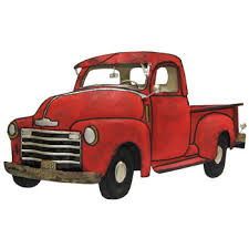 Hobby Lobby Wall Decor Metal by Red Truck Metal Wall Decor Hobby Lobby 716290