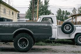 100 Old School Truck In The Mountains Of Montana Stocksy United