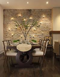 Living Room Wall Decor Ideas Elegant Accent For Dining Contemporary Of