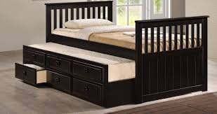 Twin Captains Bed With 6 Drawers by Milton Green Star Riley Twin Captain Bed With Storage U0026 Reviews