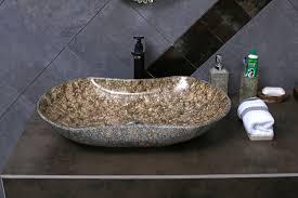 aufsatzwaschbecken aus naturstein die besten modelle