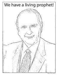 Lds Coloring Pages Gift Of The Holy Ghost Alma Younger Brother Jared Share President Page Kids