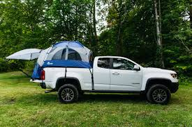 2018 Chevrolet Colorado ZR2 Helps Us Test The Napier Sportz … | Autoz