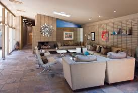 Slate Flooring Living Room