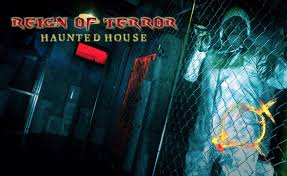 Scariest Halloween Attractions In California reign of terror u2013 scare zone
