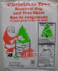 Christmas Tree Removal Bag Skirt