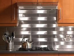 4 Benefits Metal Tile Backsplash